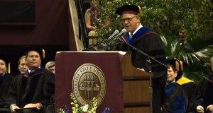 Elam Stoltzfus FSU Commencement Speech 2013